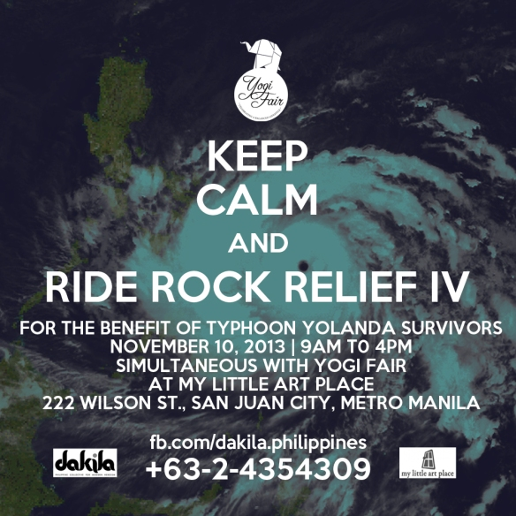 Yogi Fair hosts Ride Rock Relief IV